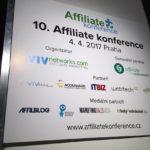 10. affiliate konference – report nejzajímavějších přednášek