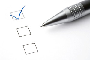 survey-checklist